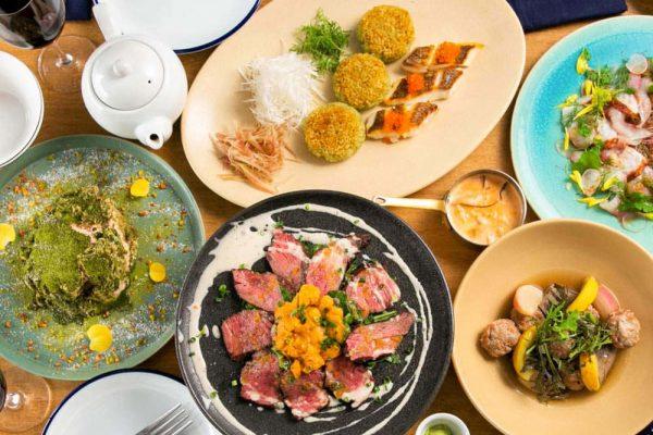 【シェアプラン】お料理のみ<br>全5品『お肉×イタリアプラン』3200円の画像