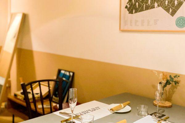 乾杯スパークリング含むワイン3杯付全7品『HOTEL仕様完全個室プラン』6500円 デートに◎の画像