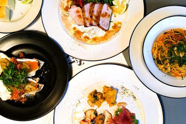 お料理のみ全5品『スタンダードプラン』3500円 デート、パーティーに◎の画像